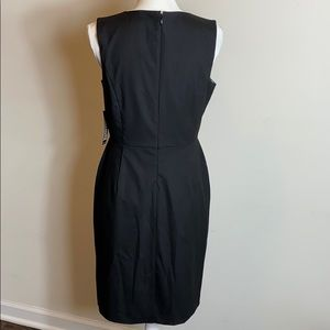 NWT NY&Co Pink and Black Dress size 4